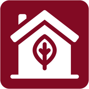 Icone d'une maison en kit
