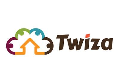 Logo Twiza, réseau francais de la construction écologique