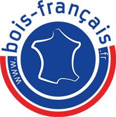 Logo du réseau bois-français