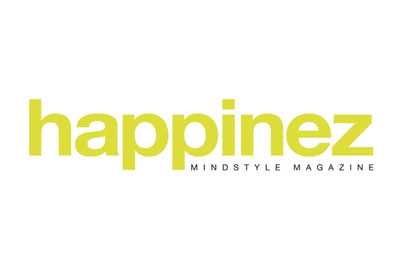 Logo Happinez Mindstyle Magazine