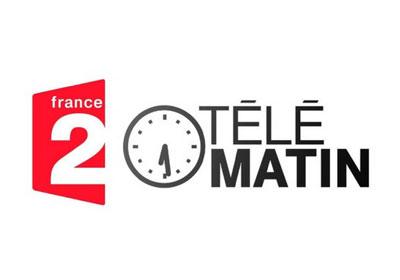 Logo Télé Matin sur France 2
