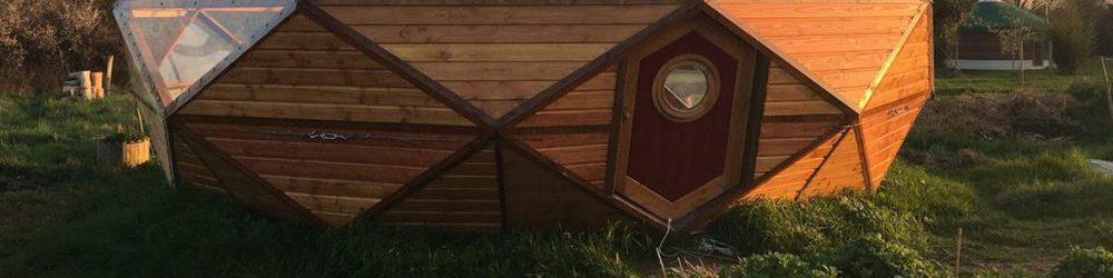 Une maison bioclimatique en accord avec son environnement