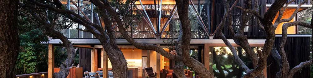 Une Construction Maison Bois d'Architecte